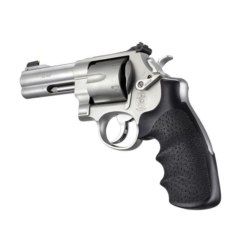 Hogue Revolver Rubber MonoGrips - Non-Slip