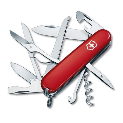 Victorinox Huntsman Swiss Army Knife - Red - 53201