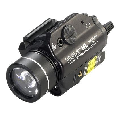 Streamlight TLR-2 HL Tactical Gun Mount Flashlight - 69261