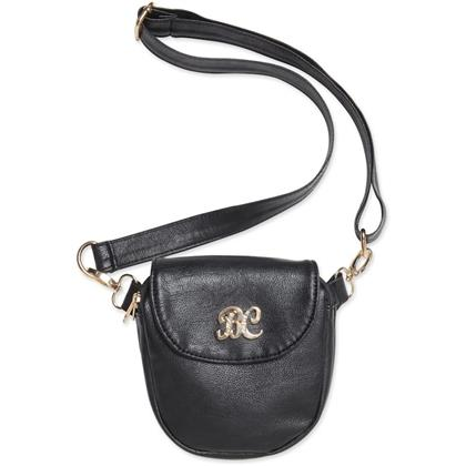 Bulldog Trilogy Style Concealed Carry Purse - Black - BDP-040