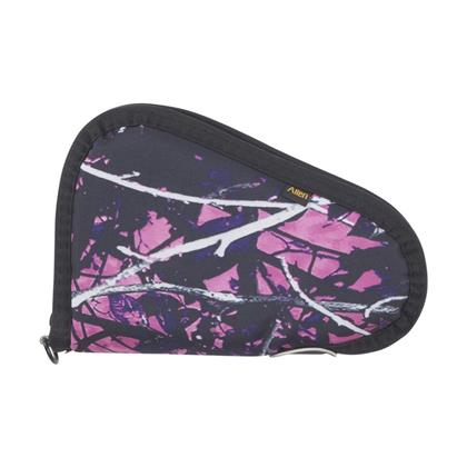 Allen Powder Horn Handgun Cases Muddy Girl Camo - 8""