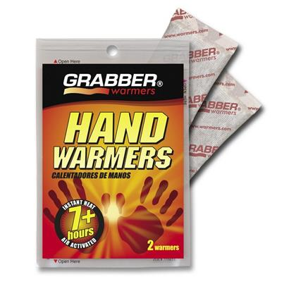 Grabber 7+ Hour Hand Warmers - Single Pack
