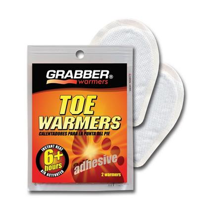 Grabber Toe Warmers 6+ Hours - 1 Pack