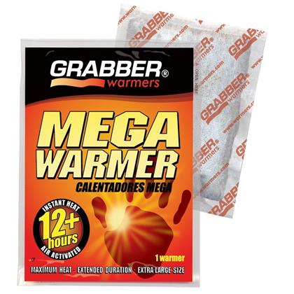 Grabber 12+ Hour Mega Warmers - 1 Pair