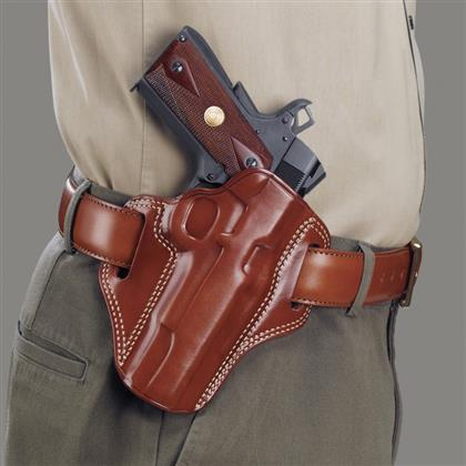 Galco Combat Master Belt Holster - Tan