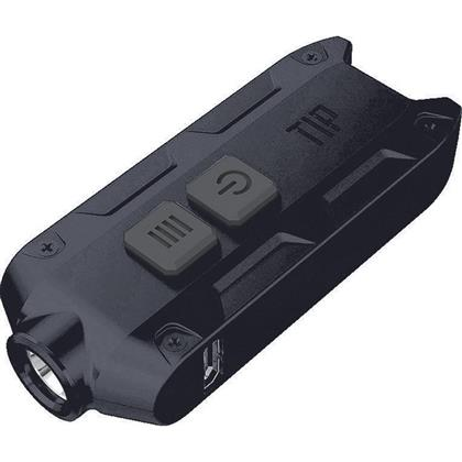 Nitecore TIP USB Rechargeable Keychain Light